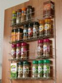 Spice & Jar Racks